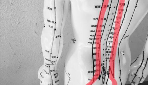 東洋医学では筋肉をこう見る!